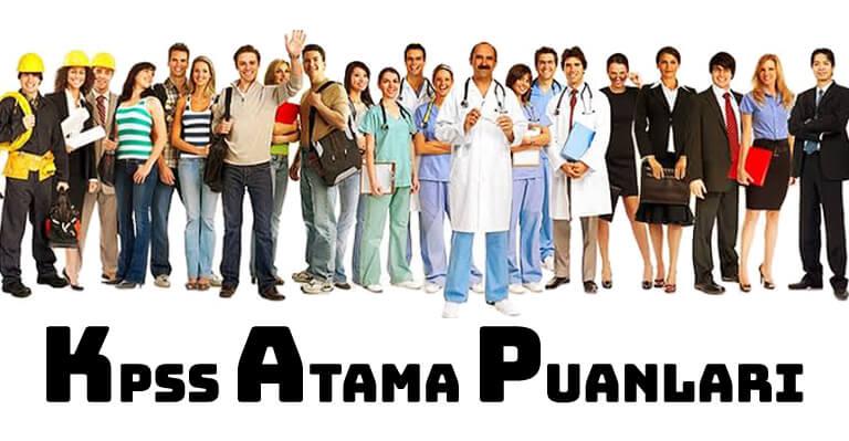 KPSS Atama Puanları