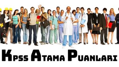 Photo of Eczane Hizmetleri KPSS Atama Puanları